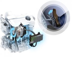 Magnetic Sensor Bearing Designed For Micro Hybrid Cars