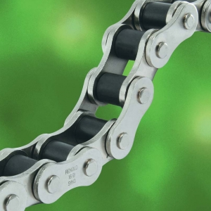 Roller chain drives offer long life in harsh environments