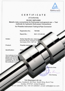 Phastite Connectors Approved To Iso 19879 Engineer Live