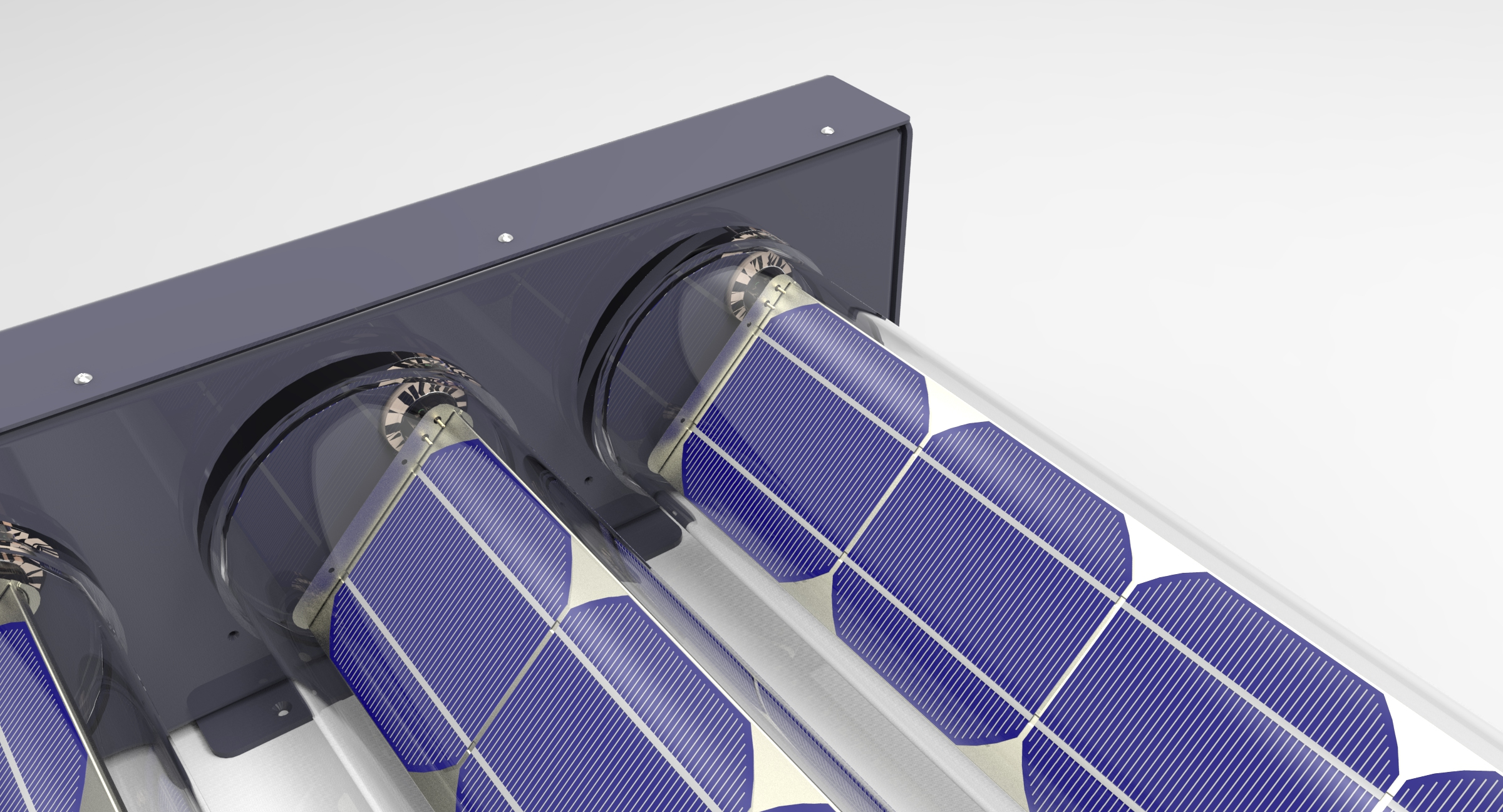 Solar Panels Generate Both Heat And Electricity Engineer