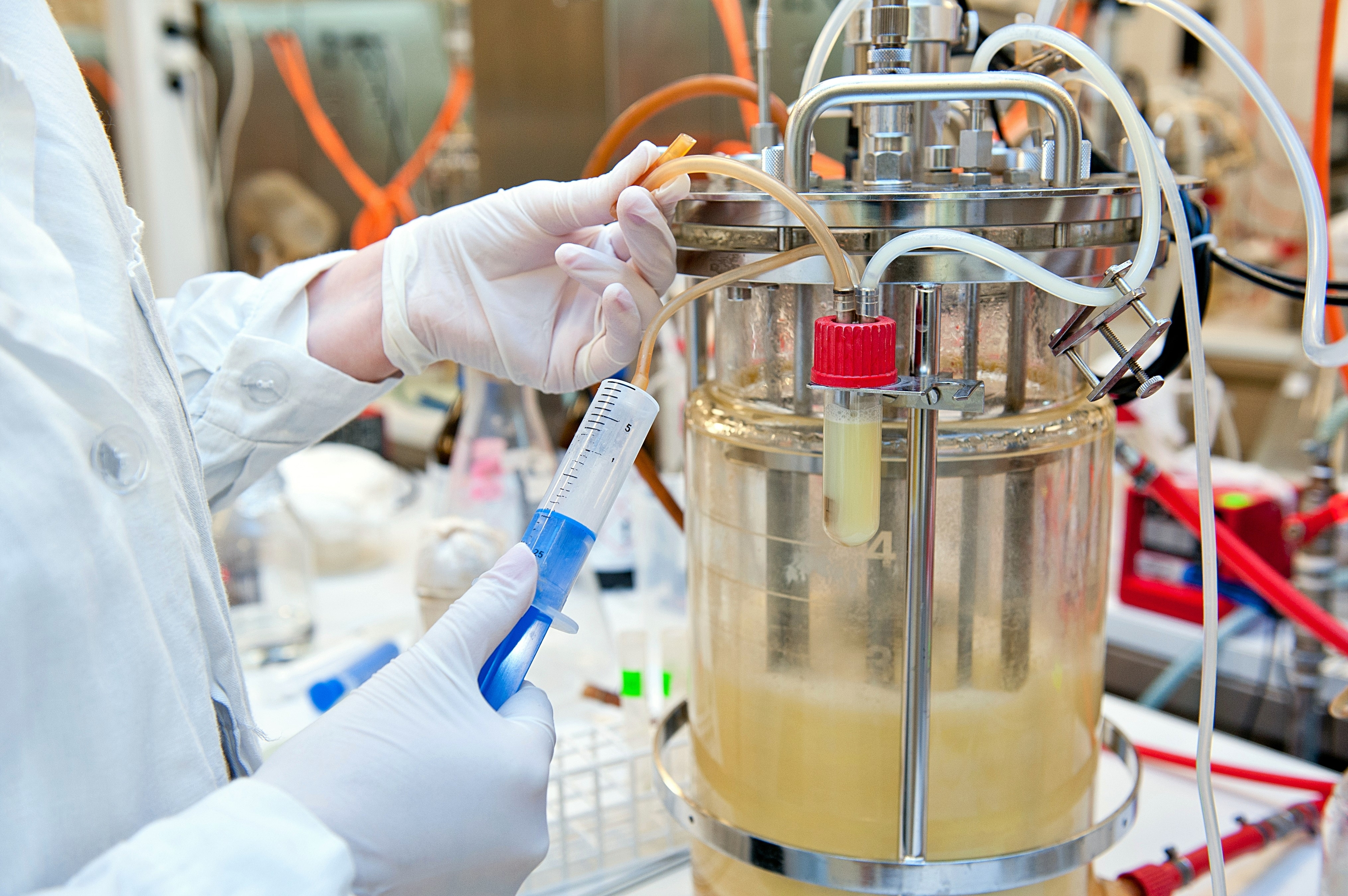 Protecting Bioprocessing From Overpressure Events