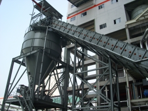 Dry Bottom Ash Handling System Cuts Plant Carbon Emissions
