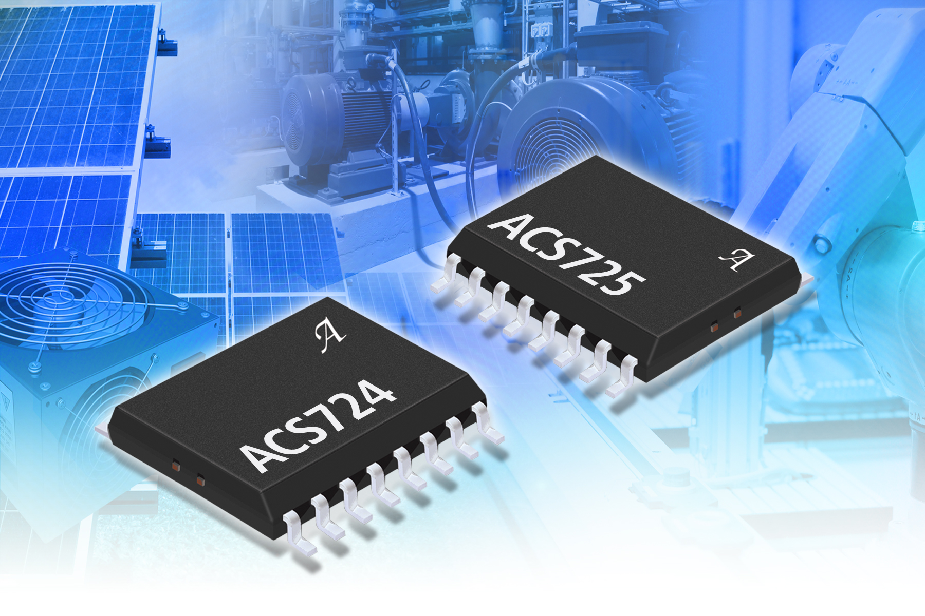 High Accuracy Differential Current Sensors Add Isolation Sensing For Voltage Application Schematic Two New Ac Or Dc In Industrial Commercial And Communication Systems That Require Very