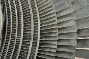 Optimising power plant efficiency by measuring silica