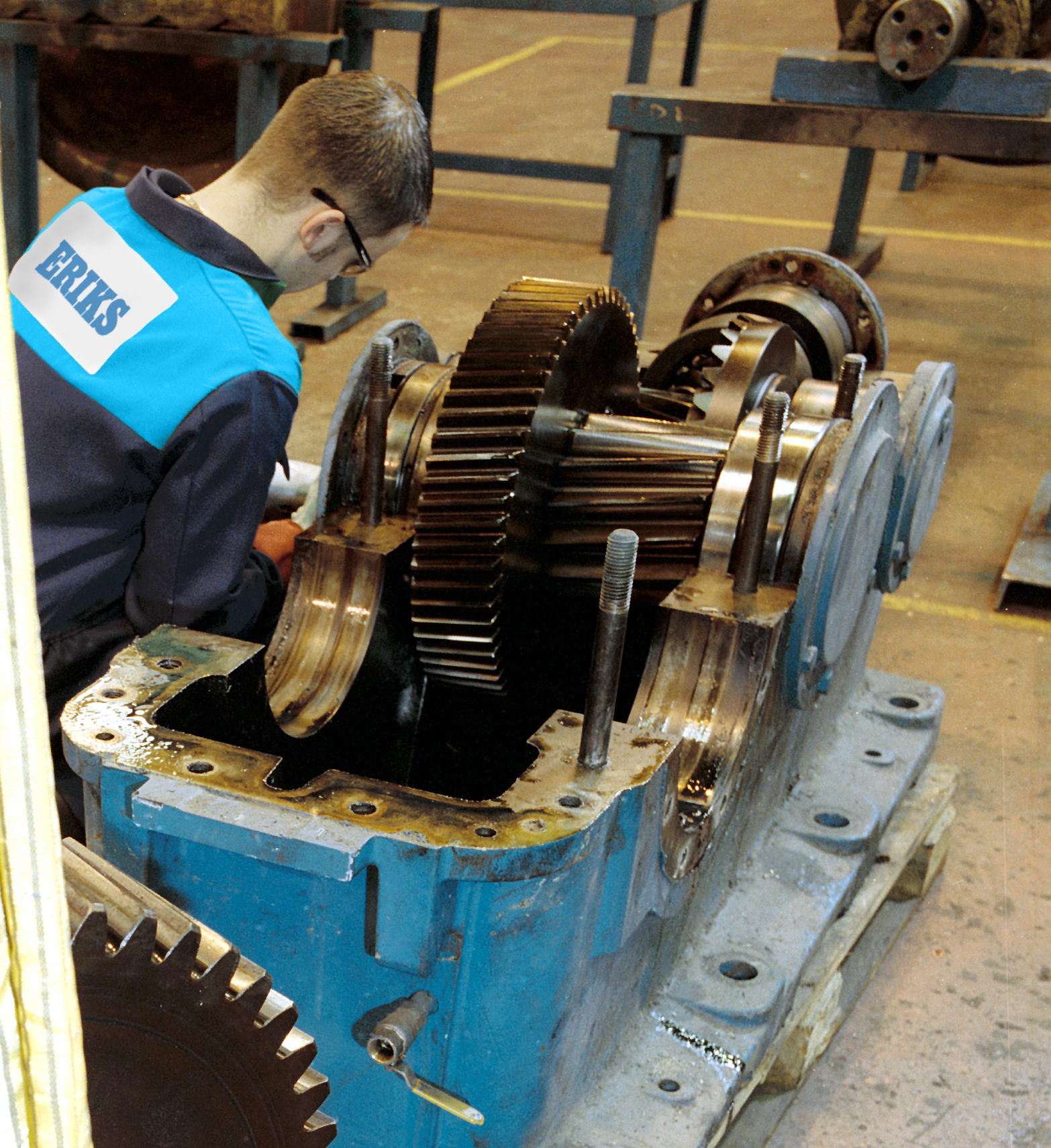 Top 10 tips for industrial gearbox inspection and maintenance