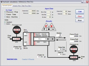 Hydraulic Calculator 2 0 PC software saves design time | Engineer Live