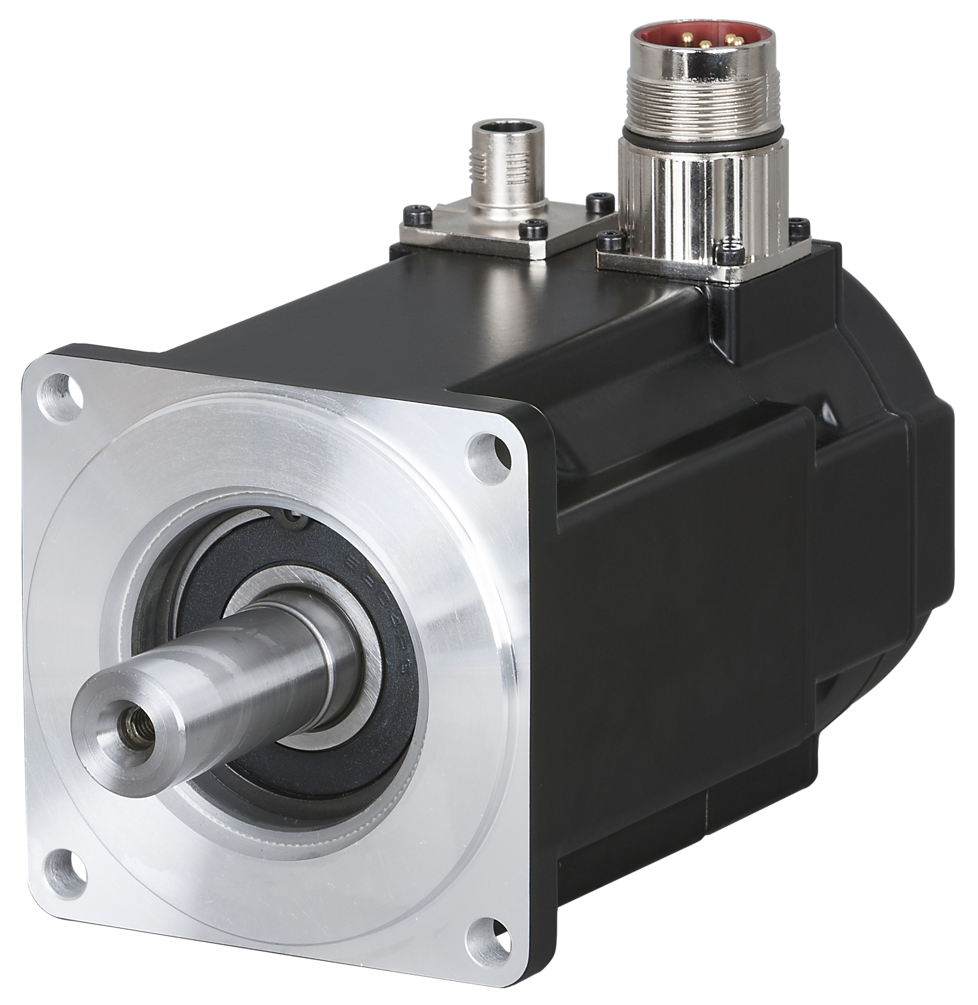 Servo motor with integral Ethernet interface can connect directly ...