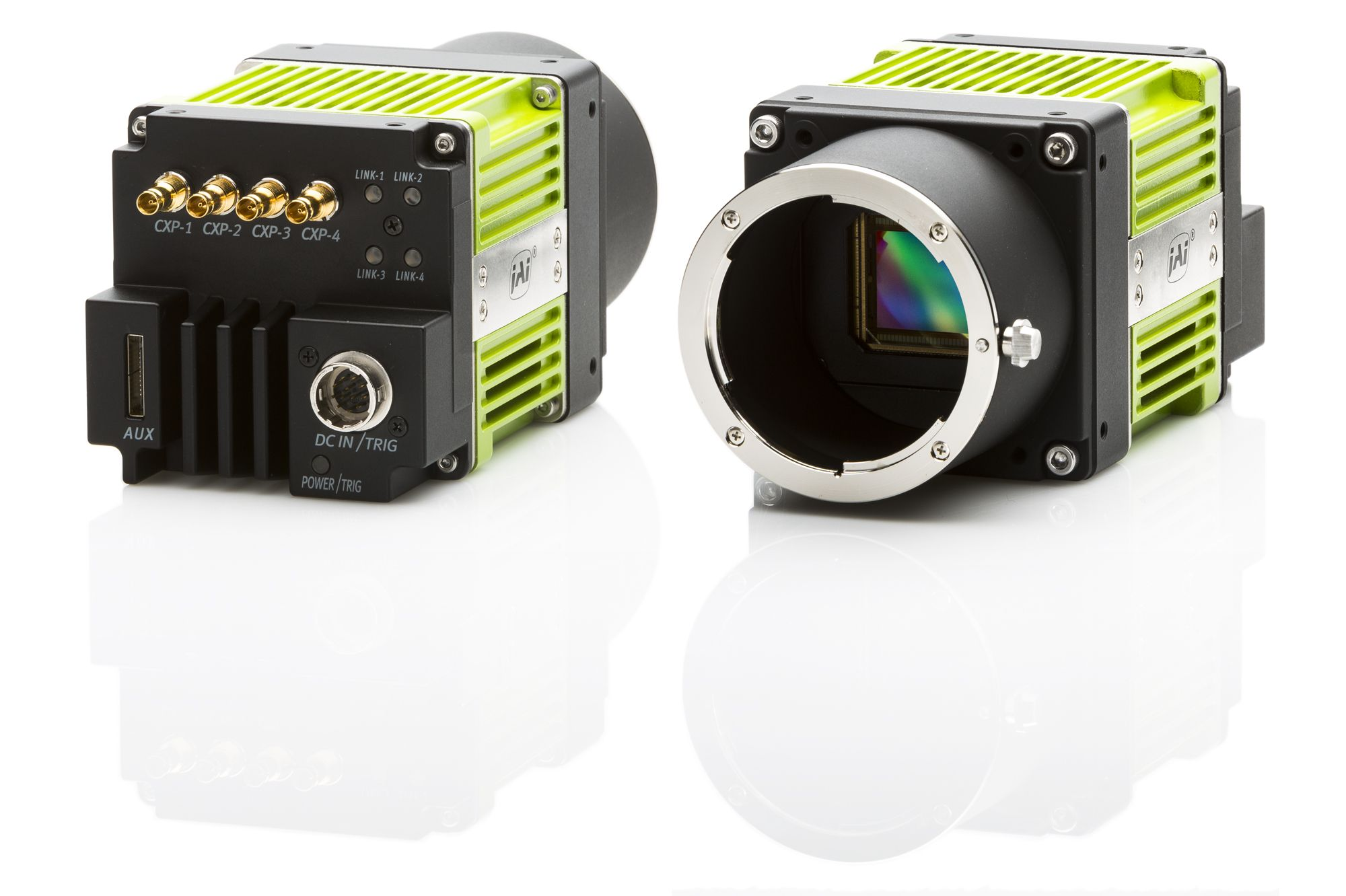 Super-high resolution industrial cameras for high speed inspection ...