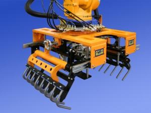 Bag gripper for robotic palletising   Engineer Live
