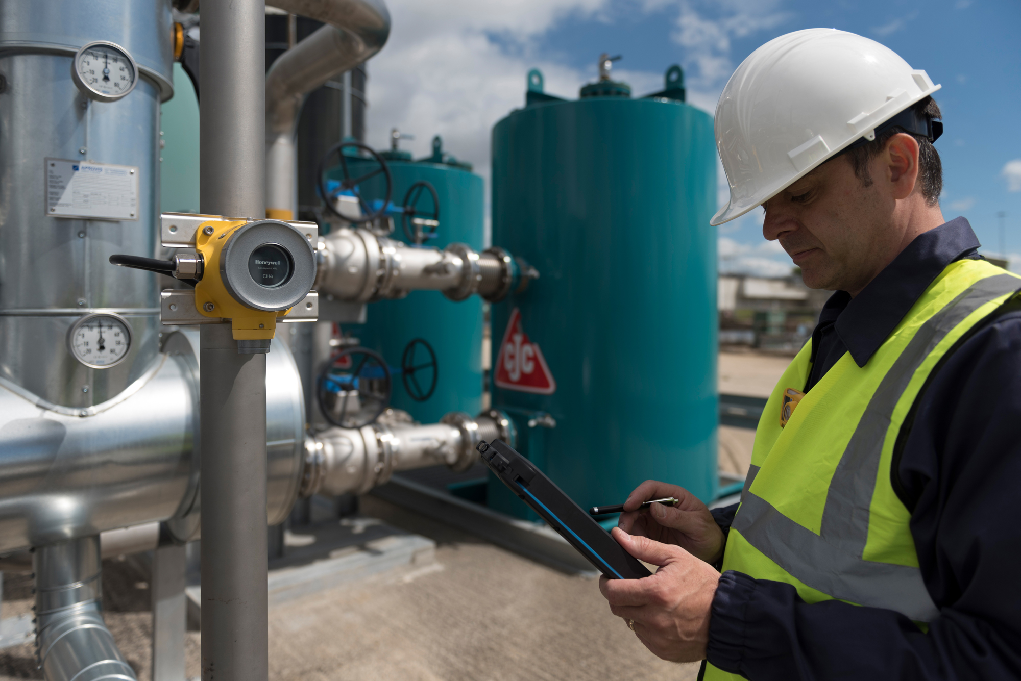 Honeywell launches a connected gas detector | Engineer Live
