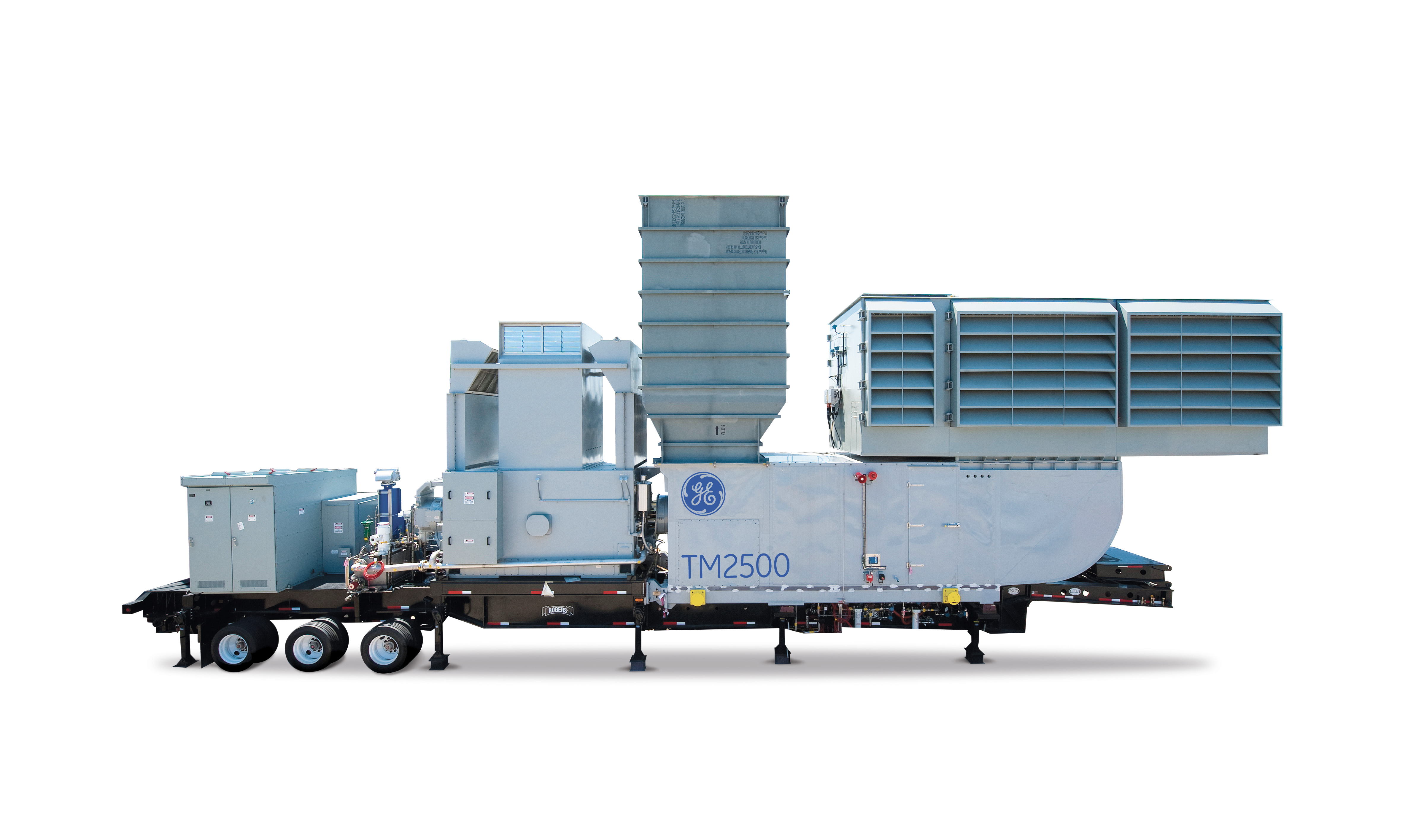 Distributed Power Maintains Power Plant Efficiency