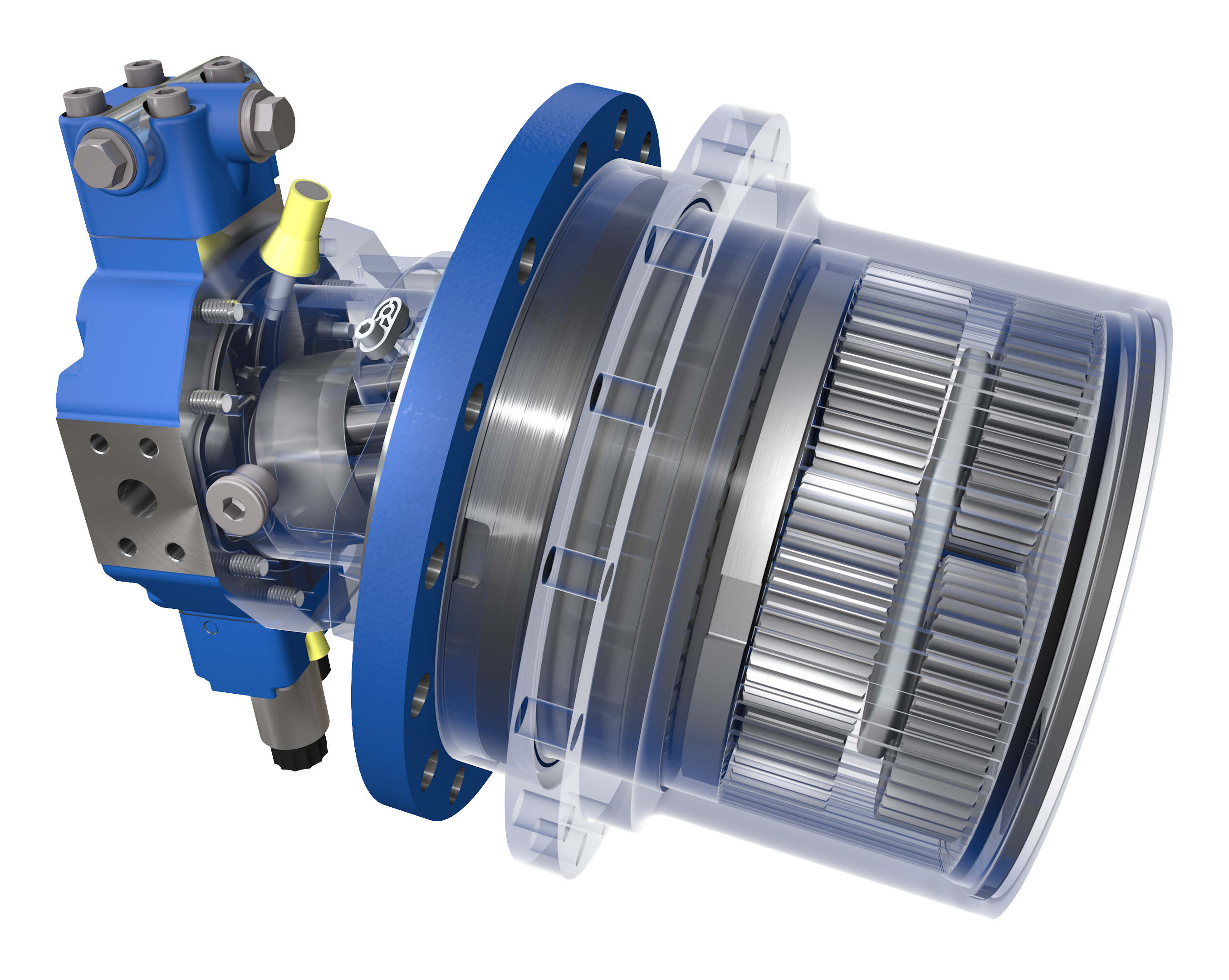 Transmission units offer increased torque for high-mileage ...