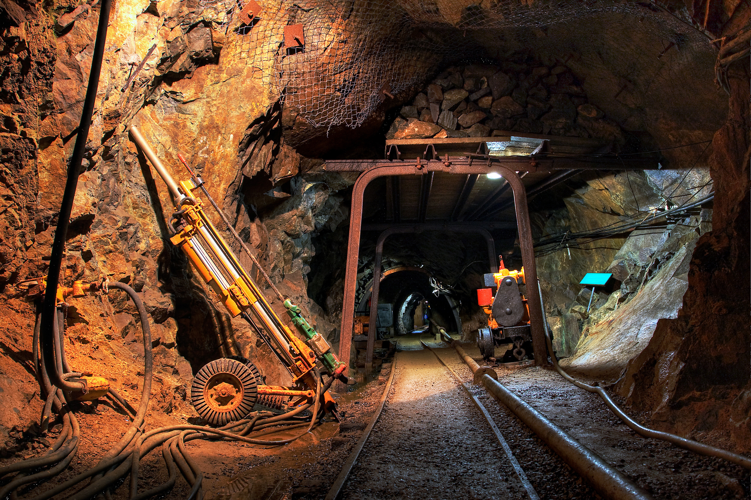 Methane Monitoring In Mines Protects Lives And Environment