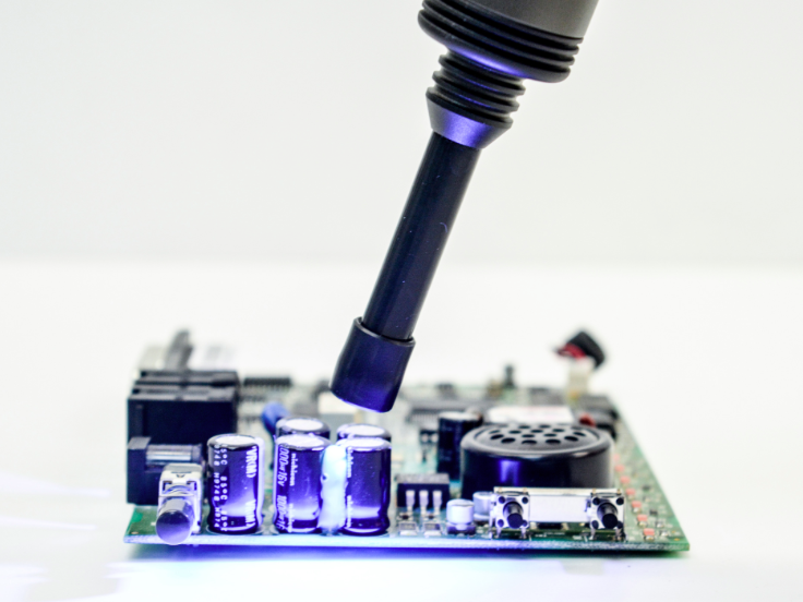 New Directable Uv Spot Lamp For Curing Adhesives Engineer Live