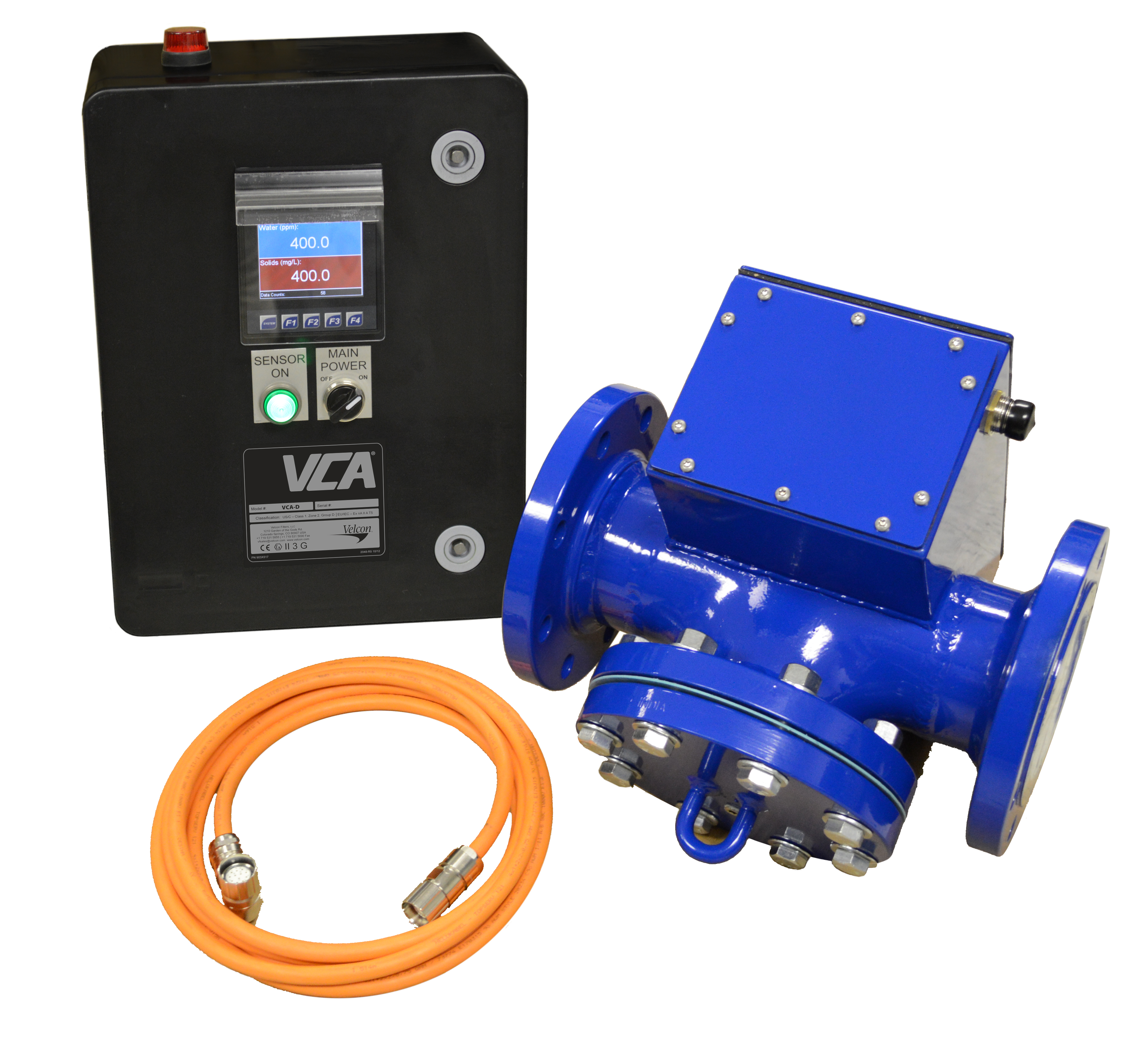 Clean Diesel From The Start Of Supply Chain Parker Velcon Marine Fuel Filter Monitoring Options Include Contaminant Analyser