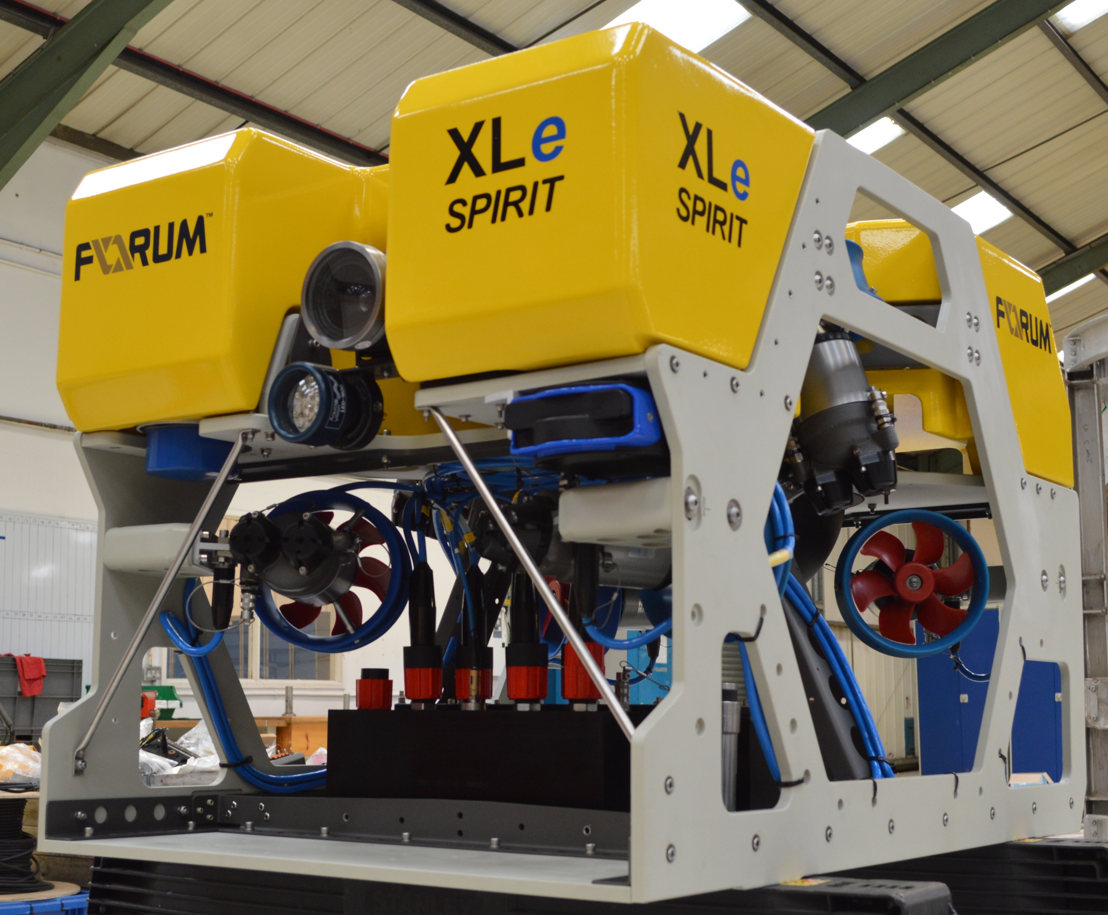 New ROV targets cost cutting | Engineer Live