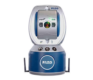 FARO Laser Tracker Portable, Large-Scale, High-Accuracy 3d Measurement