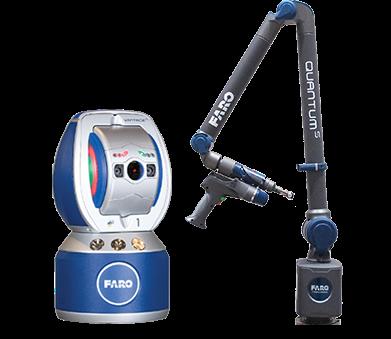FARO Super 6DoF TrackArm The Most Versatile Portable 3D Measurement System