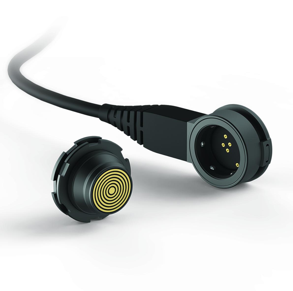 Fischer Connectors' breakthrough wearable technology: the LP360.