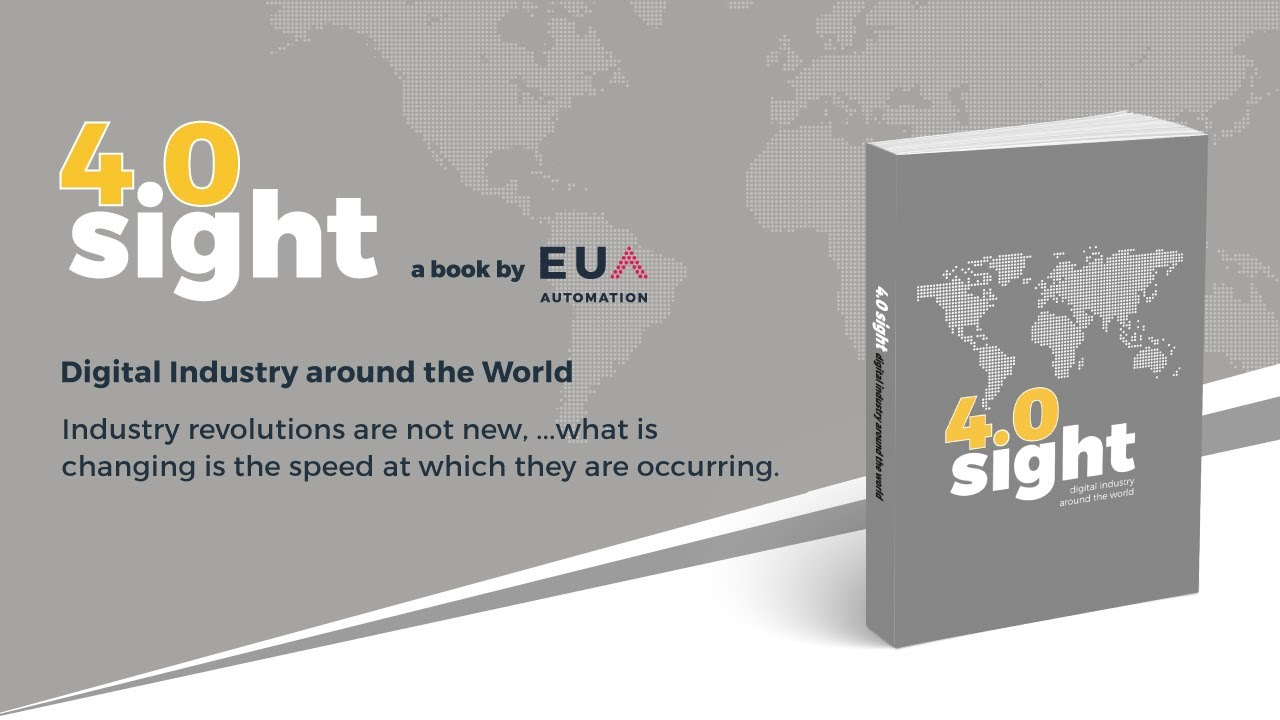 4.0Sight  - A book brought to you by EU Automation