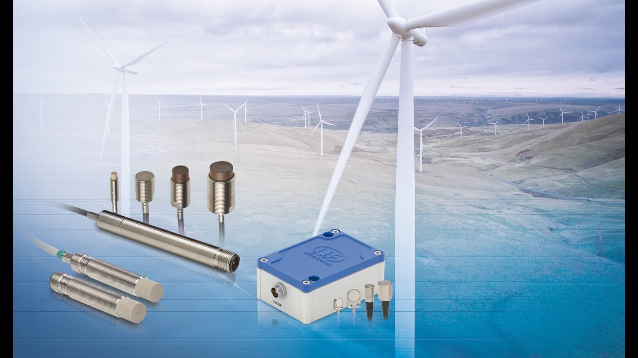 Sensors for wind turbines and generators