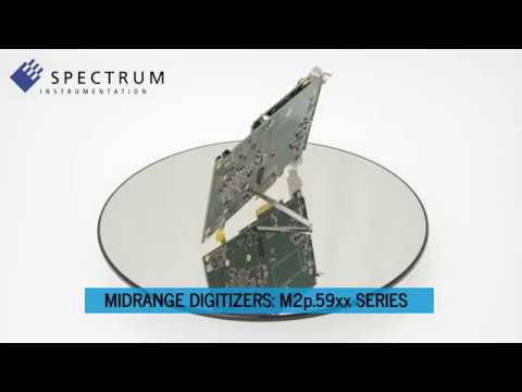 Spectrum M2p.59xx Introduction
