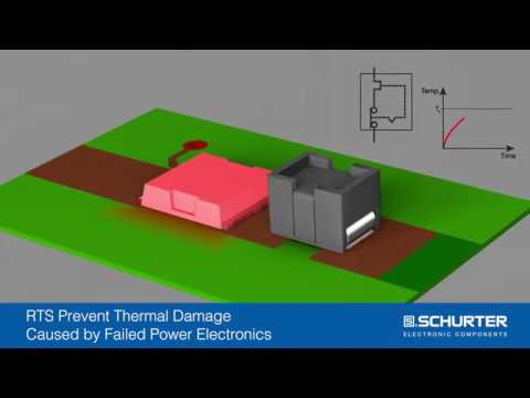 RTS Reflowable Thermal Switch