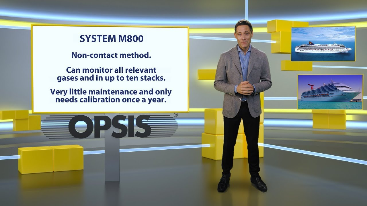 OPSIS M800 Scrubber Control English Sub