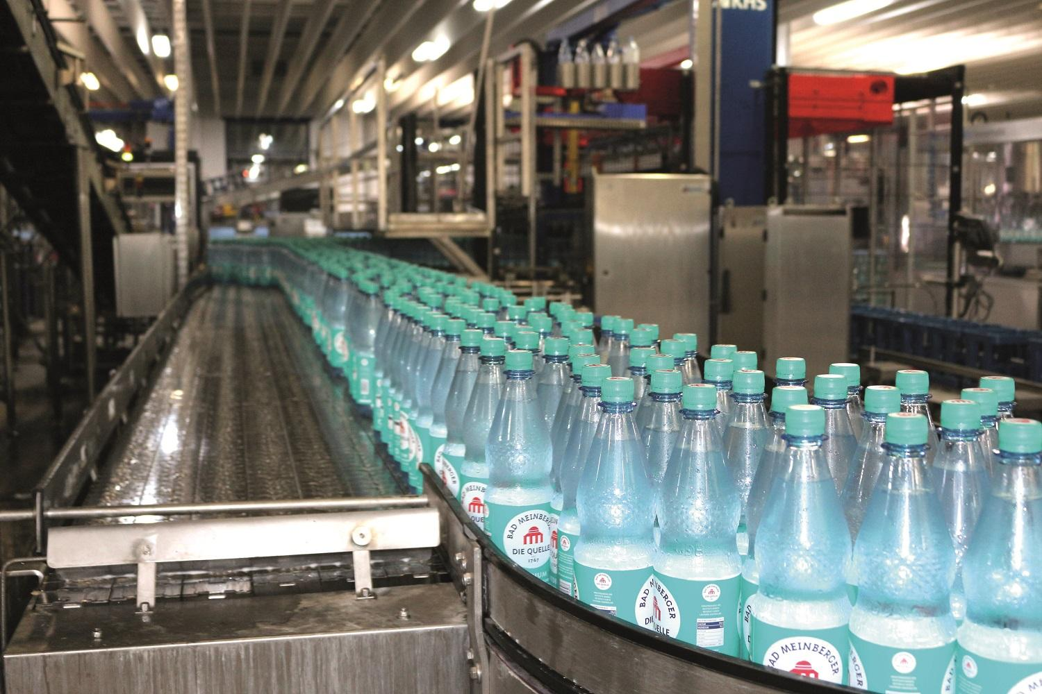 Bad Meinberger supplies mineral water and soft drinks based on mineral water.  The required food safety levels must be guaranteed during all production processes