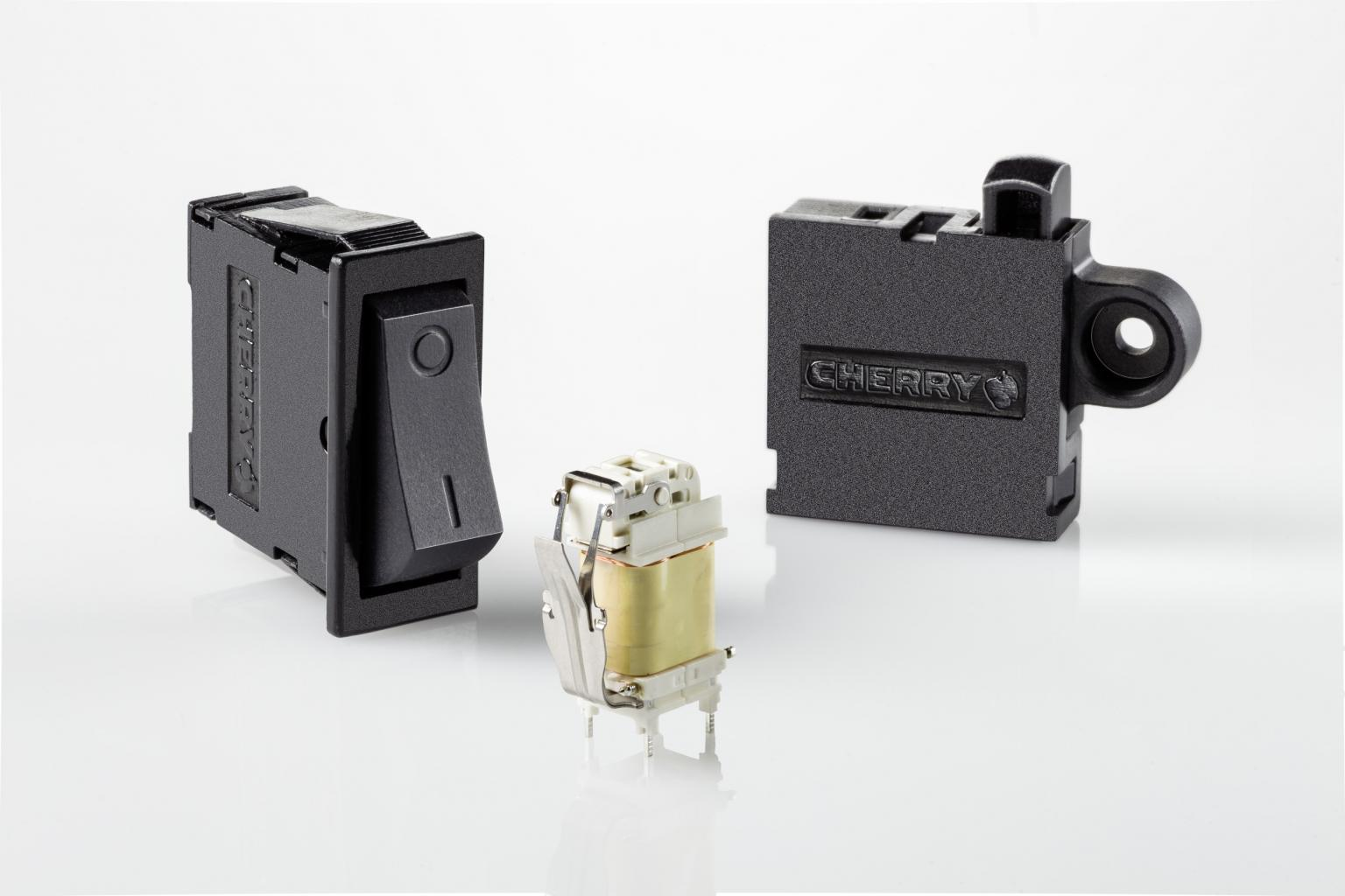 The new energy harvesting multipushbutton from ZF Switches & Sensors
