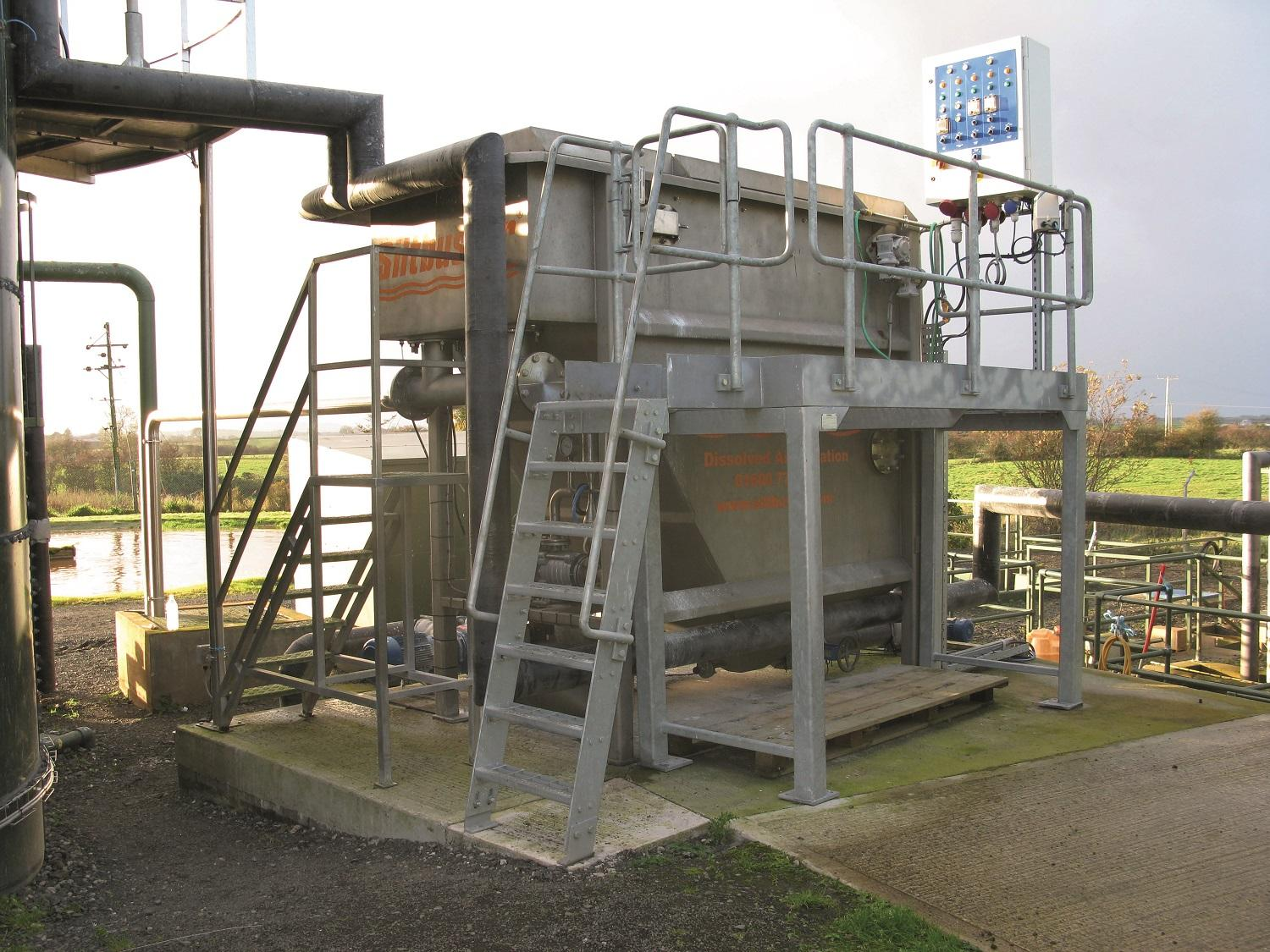 Proper waste treatment can help companies reduce energy costs
