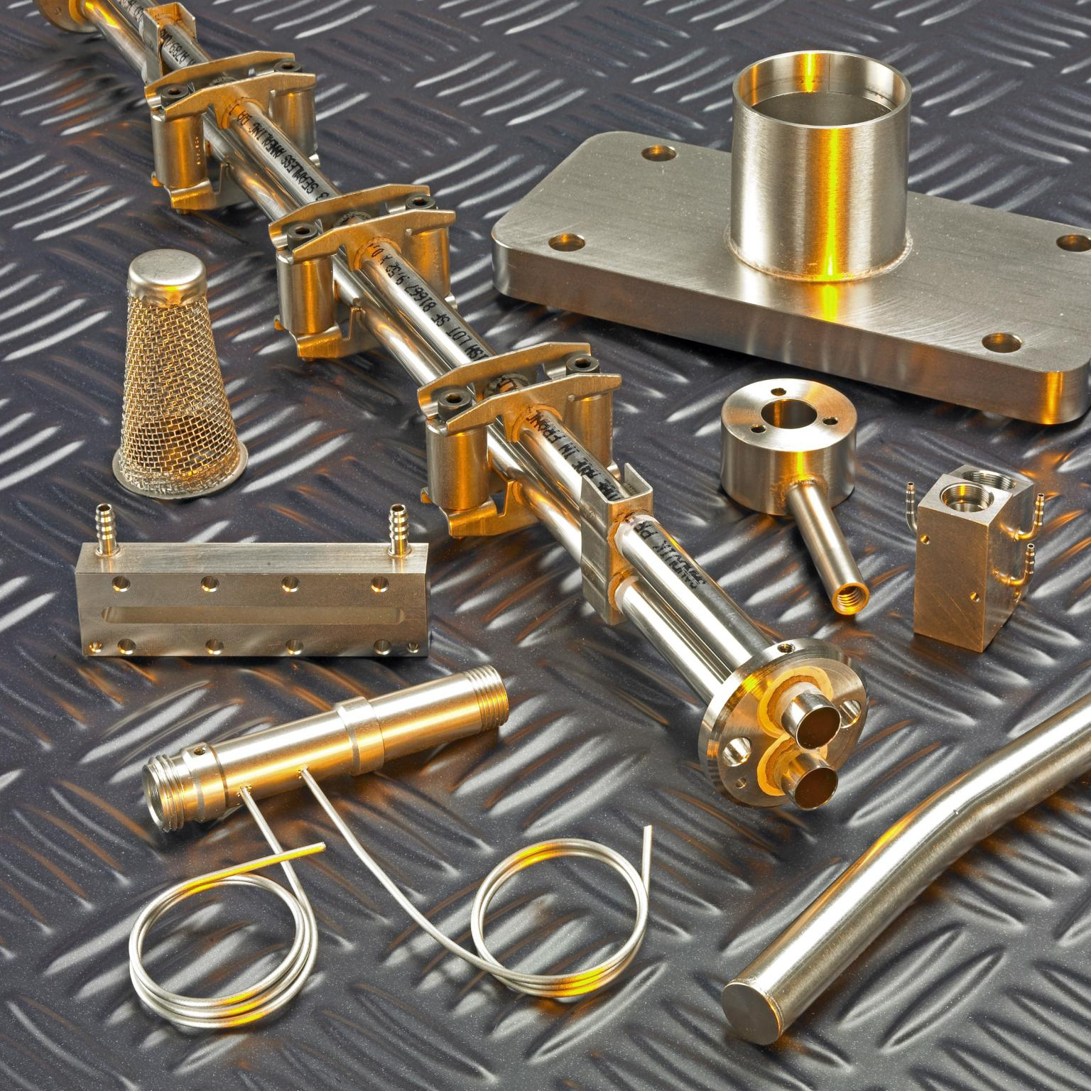 Vaccum brazing enables the creation of complex components that are used in a wide range of applications across different industries