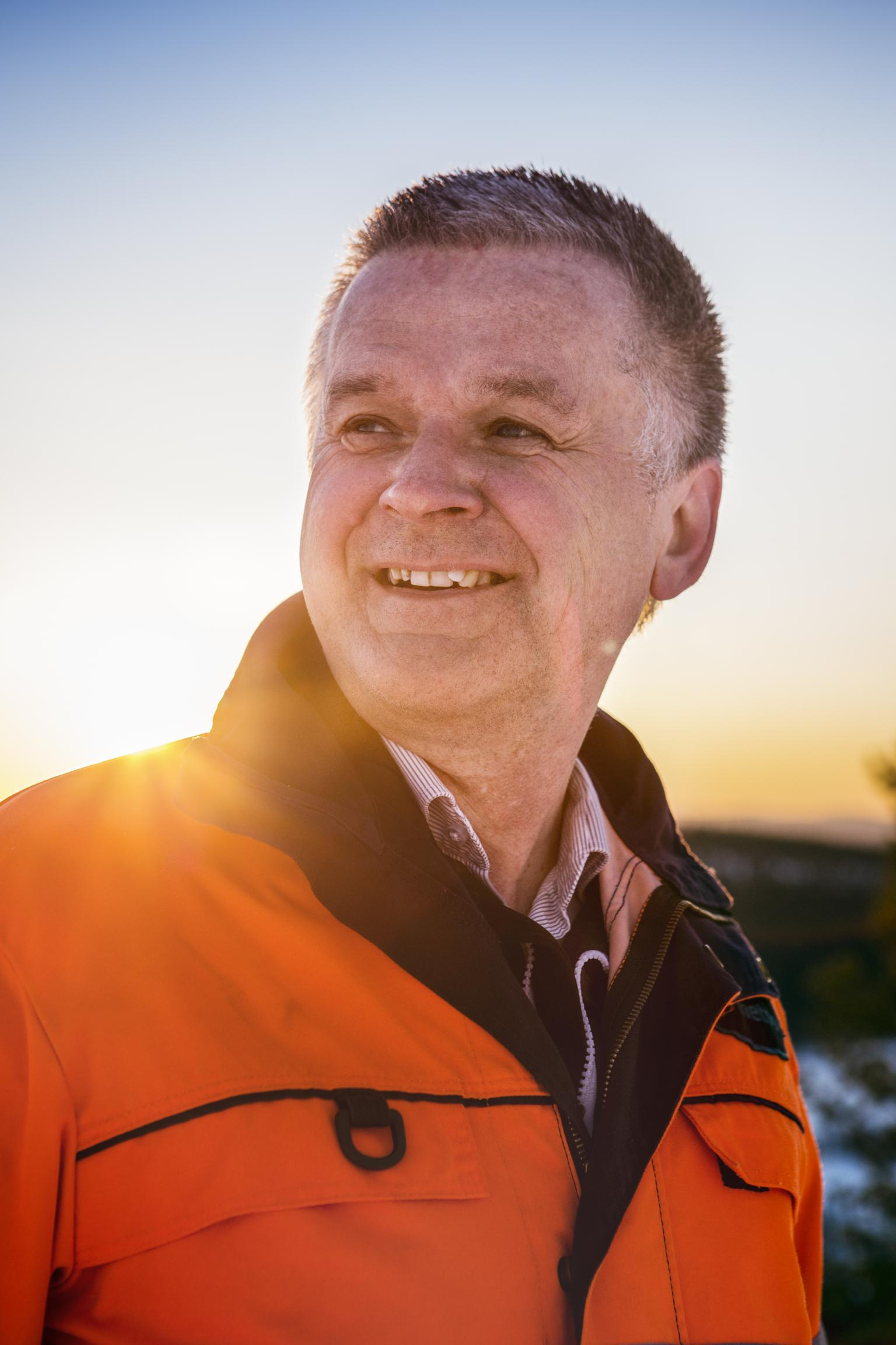 """""""We know when to run the mills a little bit longer and just how to get a bit more out of the mill linings."""" Christer Brännström, General Manager, SBL Operations, Sweden, Metso Mining and Construction"""