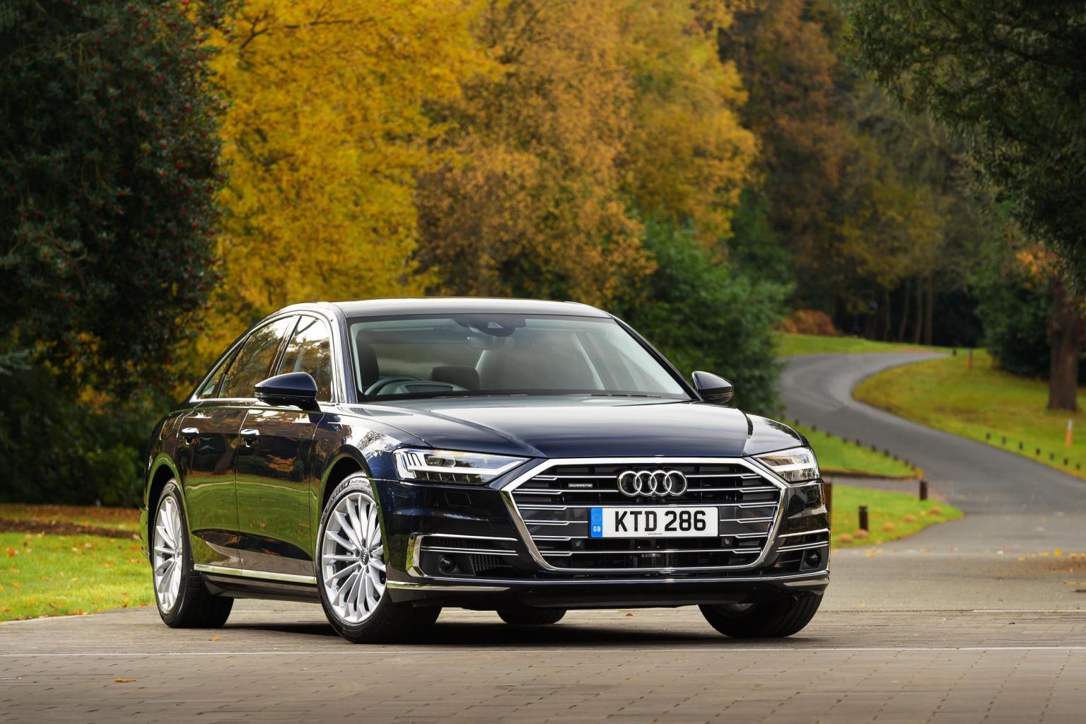 Audi's A8