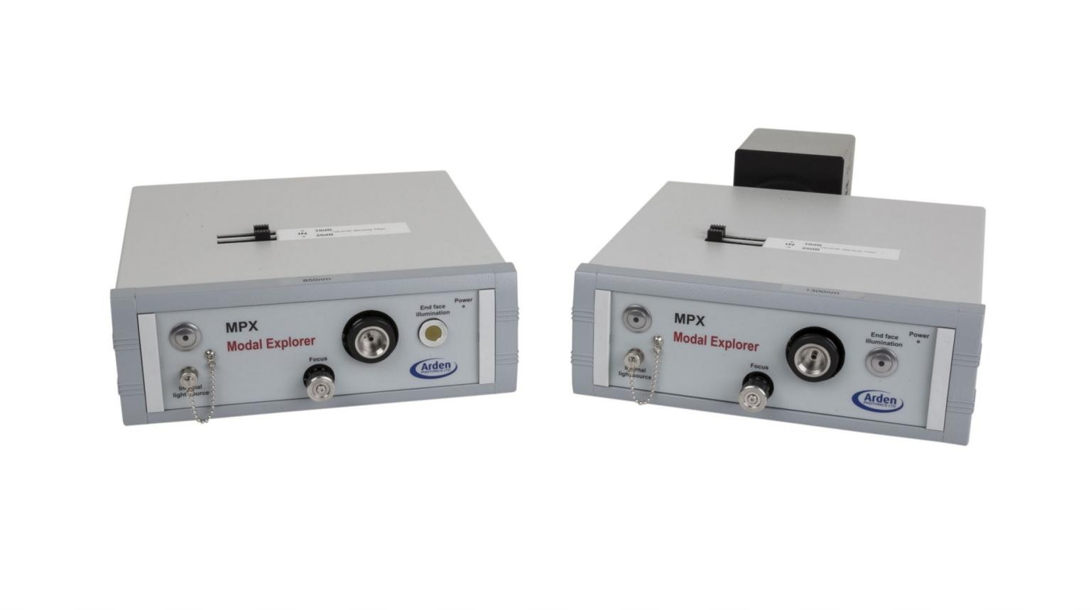 Arden Photonics' MPX-1 and MPX-2 Modal Explorers