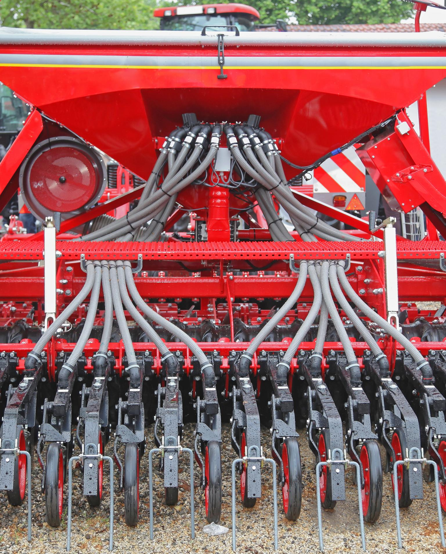 Industrial and agricultural machinery manufacture offers many conversion opportunities