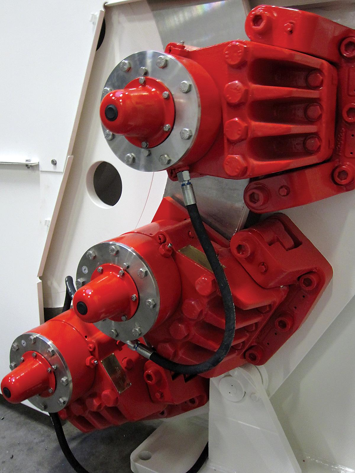 The past 45 years has seen revolutionary changes in the ways that braking systems are designed, maintained and supplied