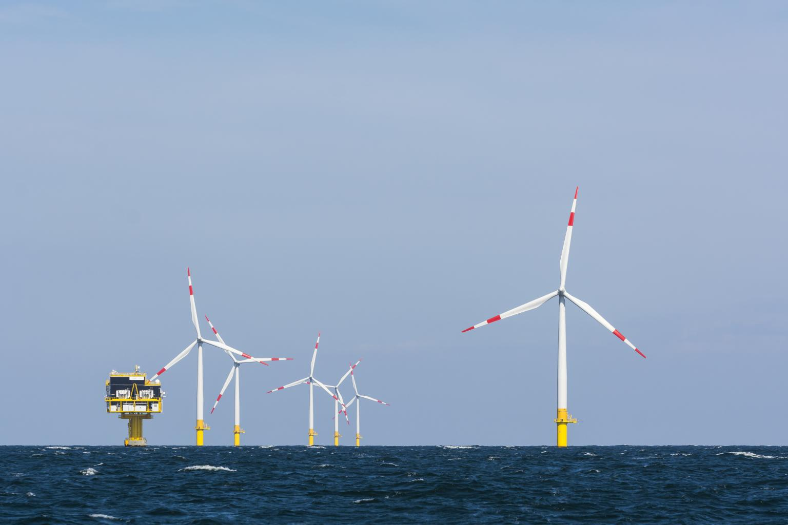 Blaze Solutions are improving safety at offshore wind farms