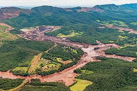 The Brumardinho disaster brought tailings dams to the top of the agenda