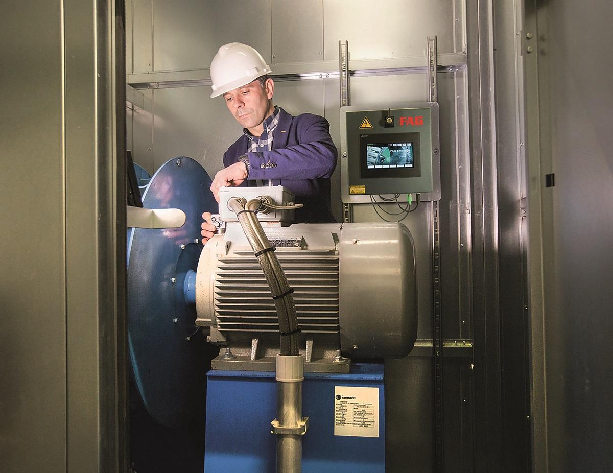 Most process plants now have some type of CM system in use