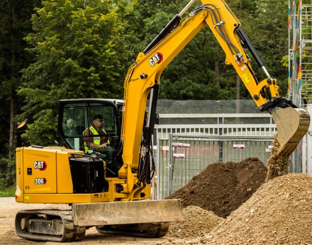 New Economical Mini Excavator From Cat Engineer Live