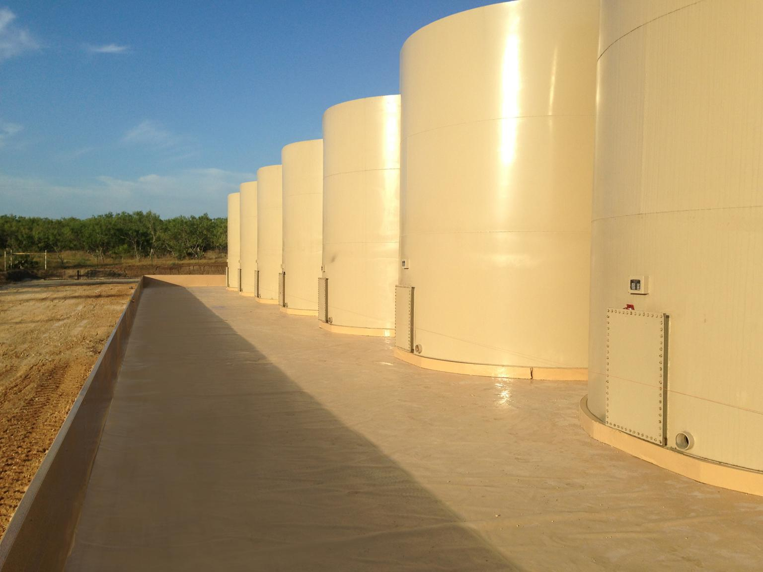 Chemical tanks are not a foolproof form of containment