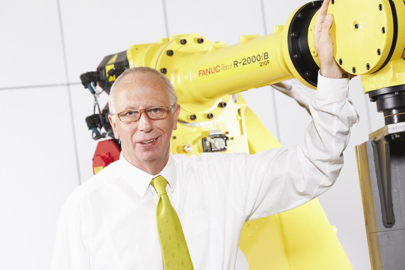 """Whether you opt for a fully or partly automated solution will depend on a variety of factors, including budget and the amount of space available."" - Chris Sumner, Managing Director, FANUC UK"