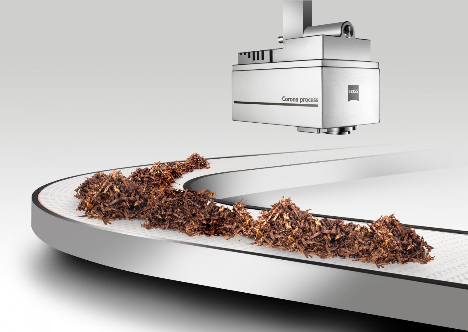 The Corona Process provides non-contact measurement of a number of important food quality parameters