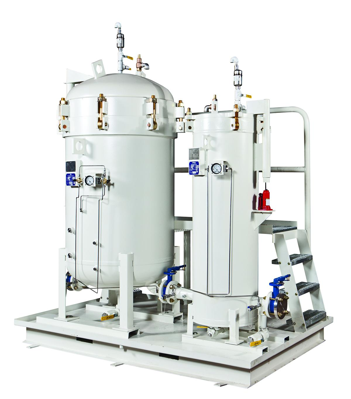 Velcon Diesel Filtration Skids systems optimised for removal of particulate and water contaminant.  Combing both micronic filtration of the DFO with the water separation performance of the DI/DSO
