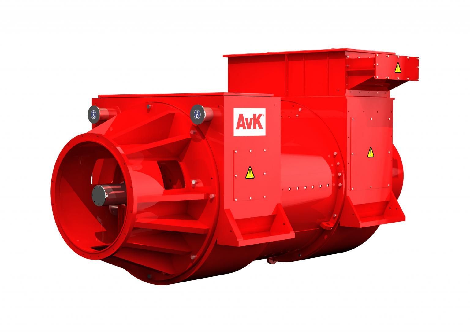 The DIG 140 generator