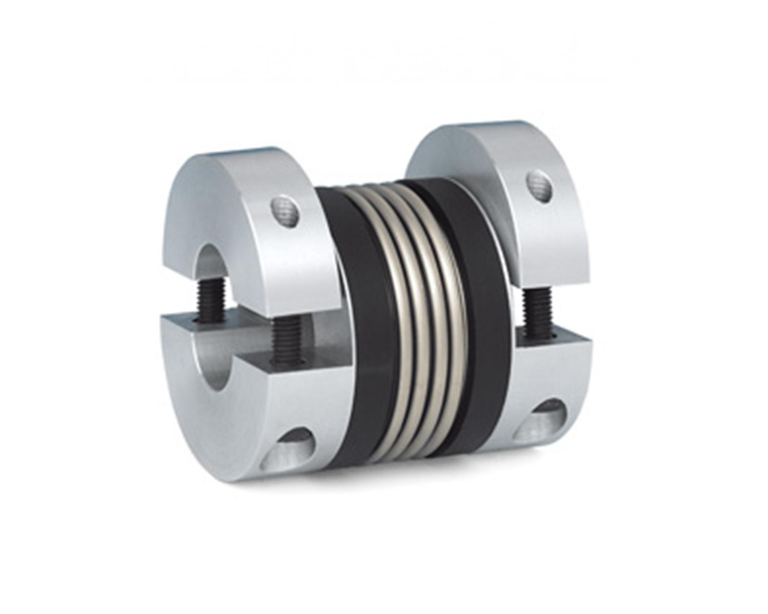 High quality precision couplings can be balanced for speeds of up to 80,000rpm