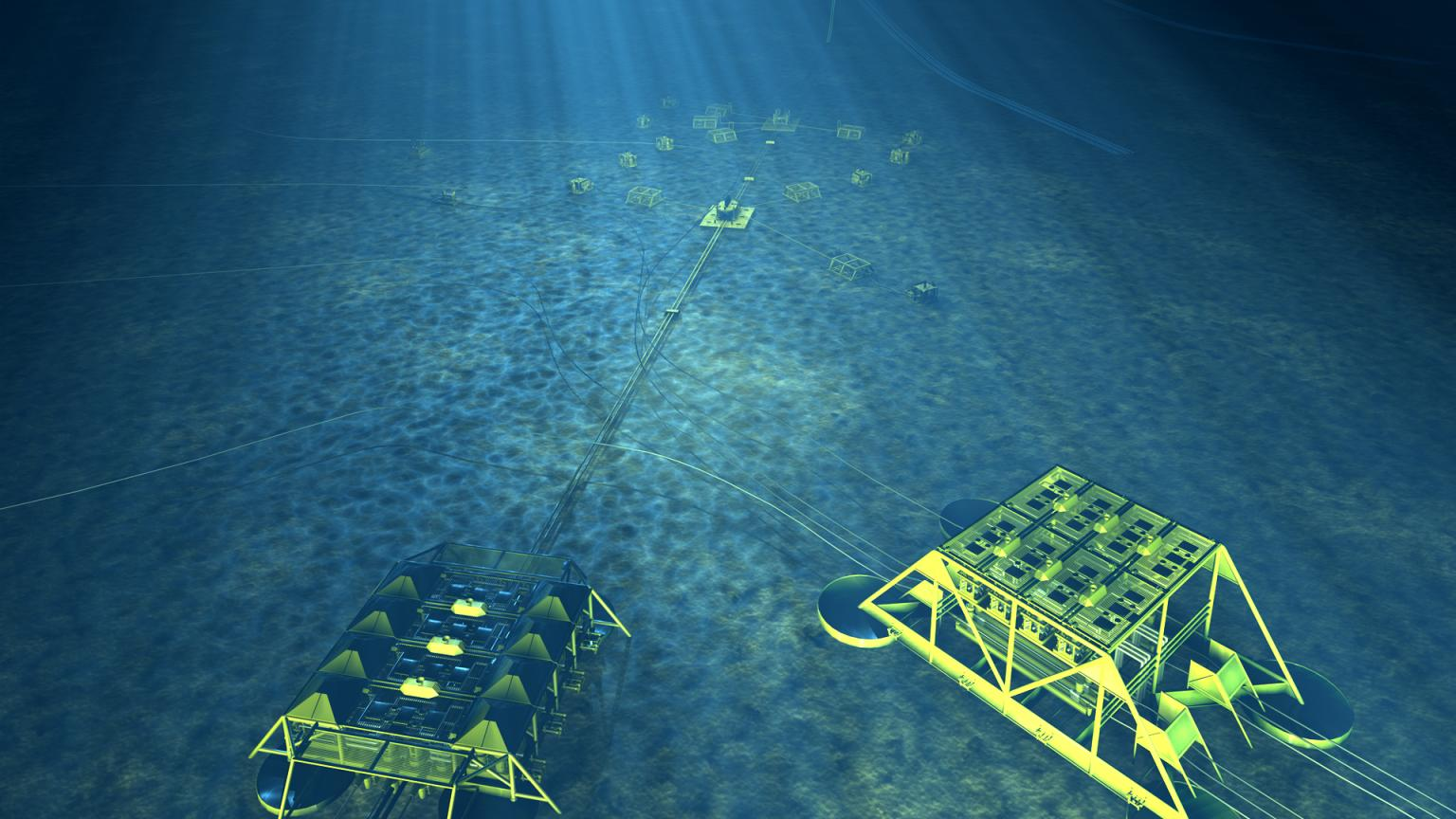 The focus is on more efficient and cost-effective subsea development processes, without sacrificing quality or safety