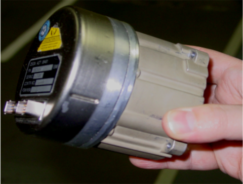 Example inertial mapping unit
