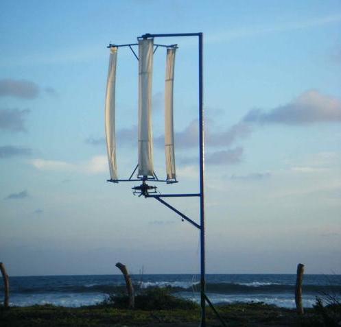 Kyle Bassett's turbine
